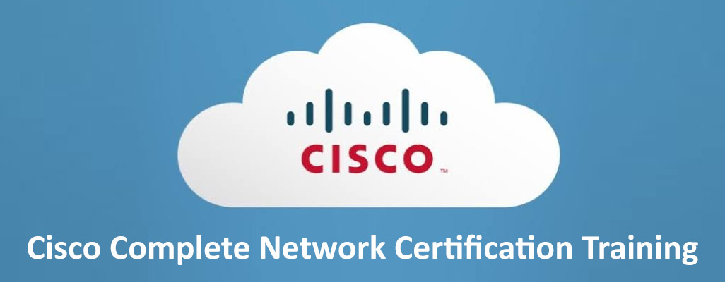 Cisco-Complete-Network-Certification-Training