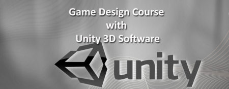 Game Design Course with Unity 3D Software