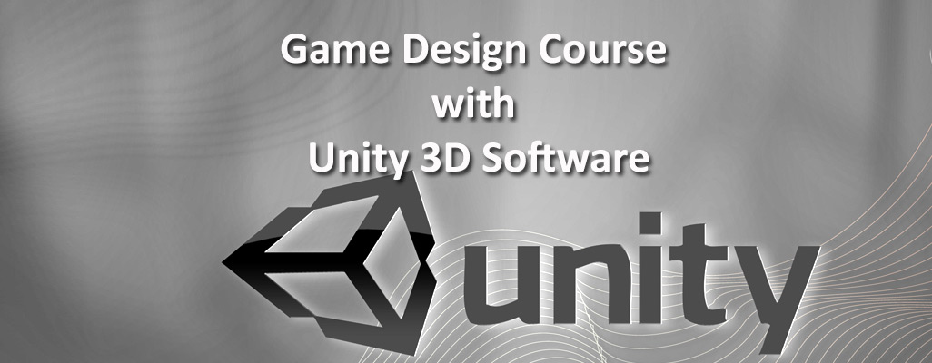 Game-Design-Course-with-Unity-3D-Software